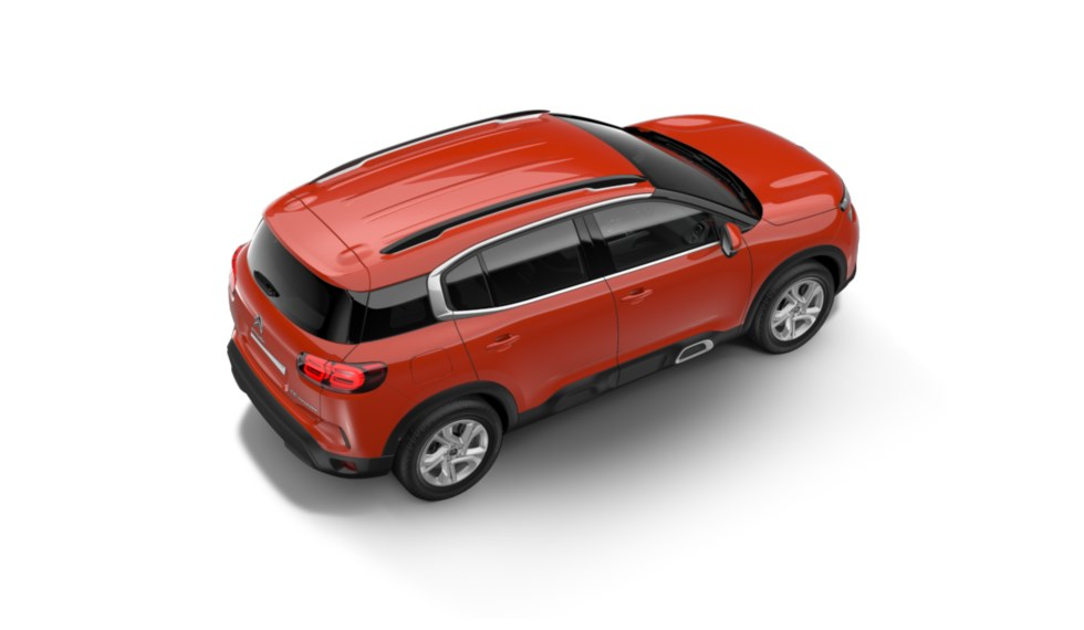C5 Aircross Volcano Red_top