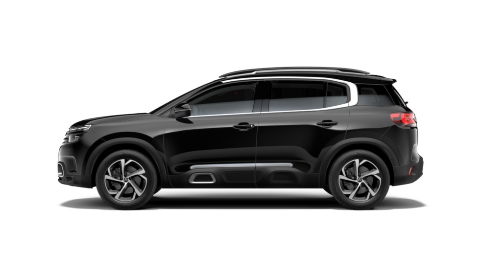 C5 Aircross Black_side