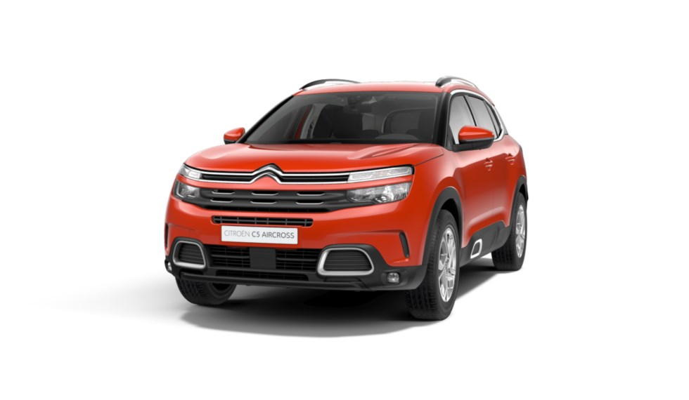 C5 Aircross Volcano Red_front